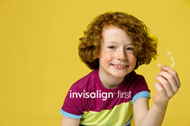 invisalign first bambini
